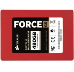"Corsair Force GS 2.5"" 480GB SATA3 CSSD-F480GBGS-BK"