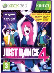 Ubisoft Just Dance 4 (Xbox 360)