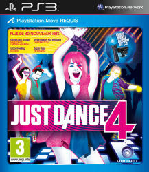 Ubisoft Just Dance 4 (PS3)