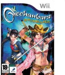D3 Publisher Onechanbara Bikini Zombie Slayers (Wii)