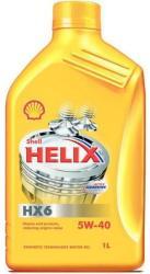 Shell Helix HX6 5W40 1L