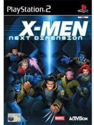 Activision X-Men Next Dimension (PS2)