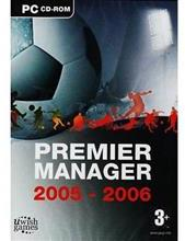 UWish Games Premier Manager 2005-2006 (PC)