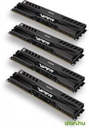 Patriot 32GB (4x8GB) DDR3 1866MHz PV332G186C0QK