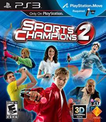 Sony Sports Champions 2 (PS3)