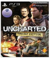 Sony Uncharted Trilogy Edition (PS3)