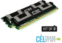 Kingston 16GB (2x8GB) DDR2 667MHz KTS-SESK2/16G