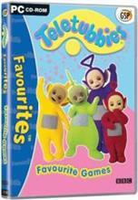 BBC Teletubbies Favourite Games (PC)