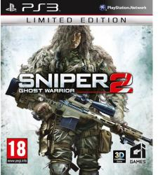 City Interactive Sniper 2 Ghost Warrior [Limited Edition] (PS3)
