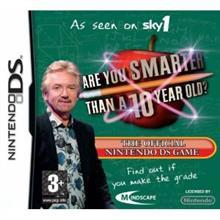 Mindscape Are You Smarter Than A 10 Year Old Ds
