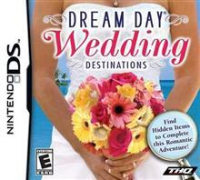 THQ Dream Day Wedding Destinations (Nintendo DS)
