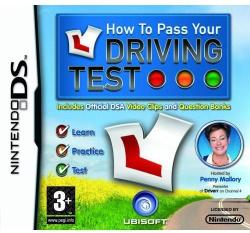Ubisoft How to Pass Your Driving Test (Nintendo DS)