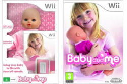 Pub Company Baby and Me (Wii)