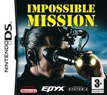 Epyx Impossible Mission (Nintendo DS)