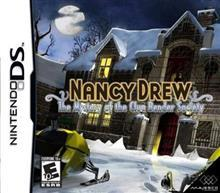 Majesco Nancy Drew The Mystery Of The Clue Bender Society Ds