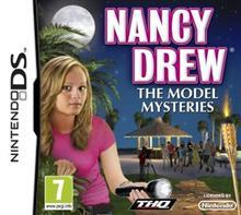 Majesco Nancy Drew The Model Mysteries (Nintendo DS)