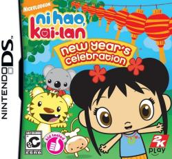 2K Games Ni Hao Kai-Lan New Year's Celebration (Nintendo DS)