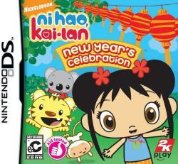 2K Games Ni Hao Kai-Lan New Year's Celebration (Nintendo DS)