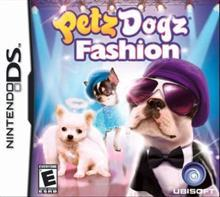Ubisoft Petz Dogz Fashion Ds