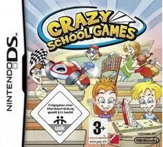Nintendo Crazy School Games (Nintendo DS)