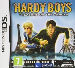 SEGA The Hardy Boys Treasure on the Tracks (Nintendo DS)