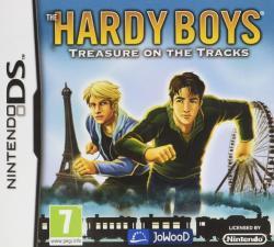 SEGA The Hardy Boys Treasure on the Tracks (Nintendo DS)