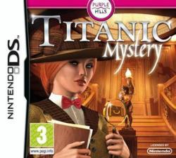 Nintendo Titanic Mystery (Nintendo DS)
