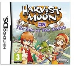 Rising Star Games Harvest Moon The Tale of Two Towns DS