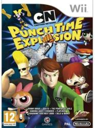 Crave Cartoon Network Punch time Explosion XL (Wii)