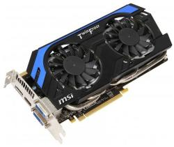 MSI GeForce GTX 660Ti Power Edition OC 2GB GDDR5 PCI-E (N660Ti PE 2GD5/OC)