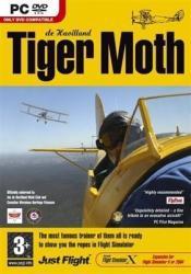 Just Flight Tiger Moth Add-on for Microsoft Flight Simulator 2004 (PC)