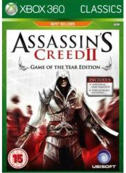Ubisoft Assassin's Creed II [Game of the Year Edition-Classics] (Xbox 360)