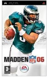 Electronic Arts Madden NFL 06 PSP