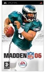 Electronic Arts Madden NFL 06 PSP