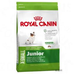 Royal Canin X-Small Junior 3kg
