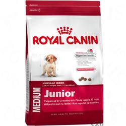 Royal Canin Medium Junior 2 x 15kg