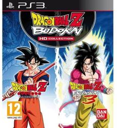 Namco Bandai Dragon Ball Z Budokai HD Collection (PS3)