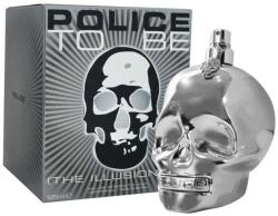 Police To Be The Illusionist EDT 125ml