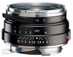 Voigtländer 35mm f/1.4 Nokton MC