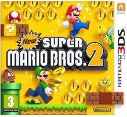 Nintendo New Super Mario Bros. 2 (3DS)