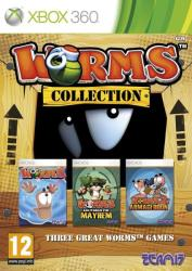 Mastertronic Worms Collection (Xbox 360)