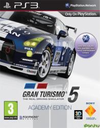 Sony Gran Turismo 5 [Academy Edition] (PS3)