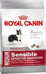 Royal Canin Medium Sensible 25 15kg