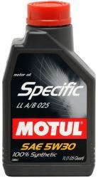 Motul Specific LL A/B 025 5w-30 1L