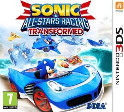 SEGA Sonic & All Stars Racing Transformed (3DS)