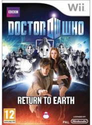 Koch Media Doctor Who: Return to Earth (Nintendo Wii)