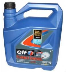 Elf Turbo Diesel 10w40 4L