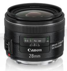Canon EF 28mm f/2.8 (ACC21-5281201)