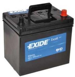Exide Excell EB604 60Ah jobb (EB604)