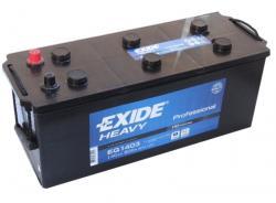 Exide Heavy EG1403 140Ah 800A Bal+